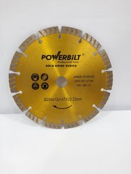 Powerbilt 8 Granite Blade for Temple Work