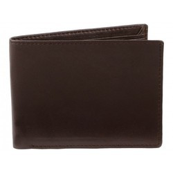Tan Bi Fold Leather Gents Wallet, Card Slots: 7