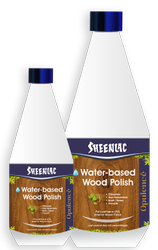 Sheenlac Water Base Wood Polish