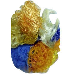 Polyester Colored Yarn Waste