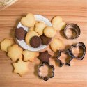 Stainless Steel Pastry Cookie Biscuit Cutter