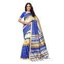 Women's Wear  Mysore Silk Saree with Jhalar