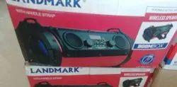 Rectangular Landmark Bluetooth Speakers