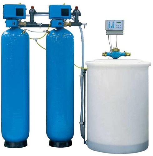 Automatic Water Softener System, Vertical, Rs 25000 /piece AURA (A Channel  Partner Of Ion Exchange)   ID: 15370974948