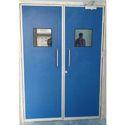 Sealed Hinged Hospital Doors
