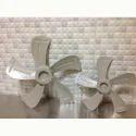 Paras Cooler Fan Blade, Number Of Blades: 5