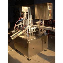 Stainless Steel Fully Automatic Cup and Cone Filling Machine