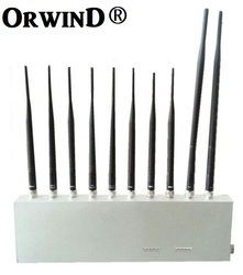 Cell Phone Jammer 2G 3G 4G