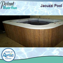 Jacuzzi Pool for Hotels and Amusement Park