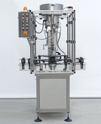 Semi Automatic Crown Capping Machine