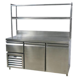 SS Service Counter