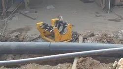 HDPE-PP-PPR-FRP-PVC Pipe Line Erection & Installation, On Site