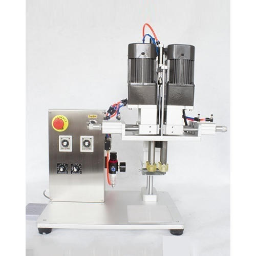 Automatic Capping Machine for Different Shape Caps