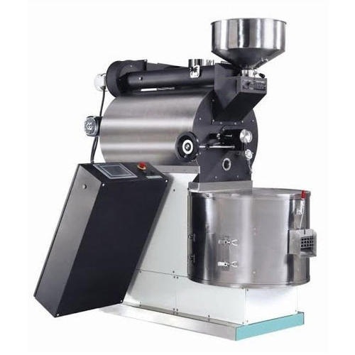 Coffee Roaster Machine, Capacity: 300kg/Batch