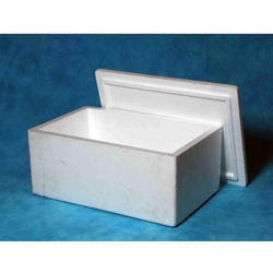 Rectangle Packaging Thermocol Box