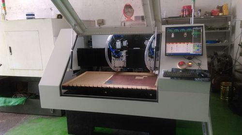 New Cnc Drilling And Routing For Aluminium Pcbs