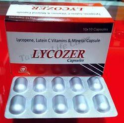 Lycopene Multivitamin Minerals Capsule