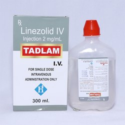 Linezolid I.v.600mg/300 Ml