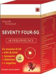 Co Enzyme Q-10 EPA and DHA Lycopene Selenium L Arginine