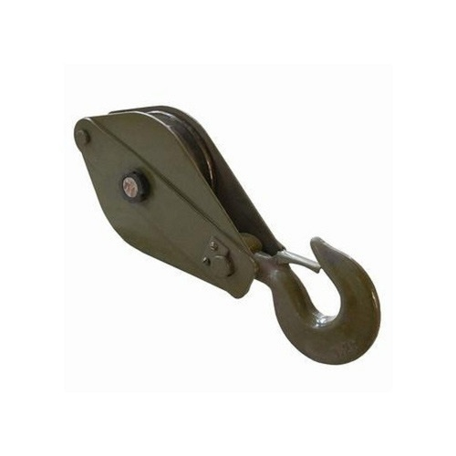 Wire Rope Pulley Blocks, Capacity: 2 ton