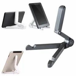 Multi-Angle Portable Stand for Mobile Phones, Tablets and E-Readers, Plastic