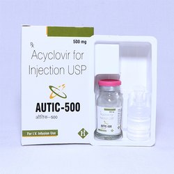 Acyclovir for Injection USP 500mg