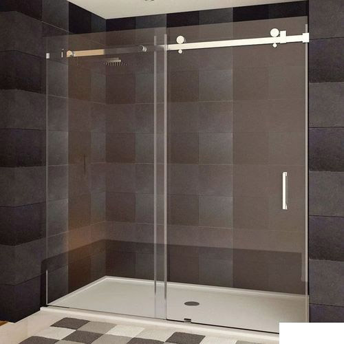 Bathroom Toughened Glass Door At Rs 210 Square Feet Toughened