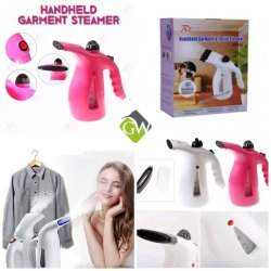 2 in 1 Handheld Garment Facial Steamer RZ 608
