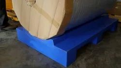 Plastic Roto Moulding Roll Pallet