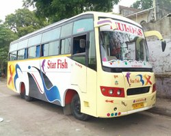 Bus for Rent Marriage Function, Seating Capacity: 30 Seater