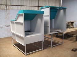 Dust Collector Paint Booths
