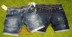 Denim Mens Shorts