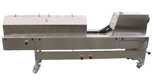 Webtech SS304 Automatic Chapati Making Machine, For Chapati,Commercial Kitchen, Capacity: 1000/Hour