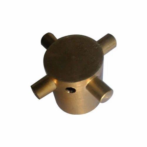 Brass Cross Tap Handle at Rs 490 /kilogram | Brass Faucet Handle ...