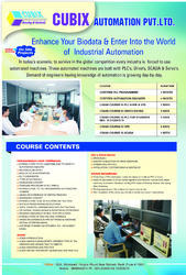 1-3-6 Months Training Or Course for Automation Products
