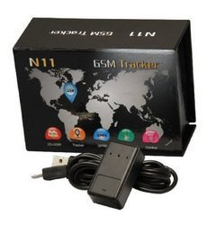 Mini Spy Realtime GSM GPRS GPS System Tracker