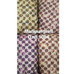 Manipuri Silk Fabric