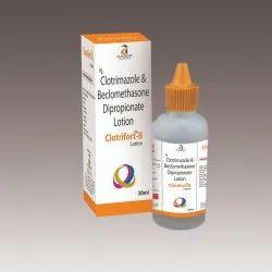 Clotrimazole & Beclomethasone Lotion