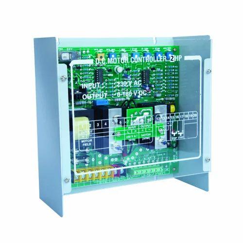 2 HP D.C. Motor Controller at Rs 3600 /piece | Sanjaynagar ...