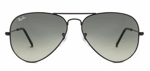 669380e18bc RB3025 002 32 Medium Black Grey Pink Aviator Sunglasses at Rs 6291 ...