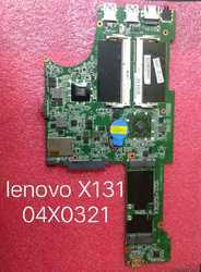 Lenovo X131E laptop Motherboard 04x0321