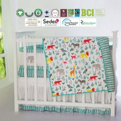Digital Printed Baby Bedding