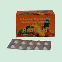 Antioxident, Multivitamins & Multi Minerals Capsules