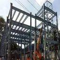 Steel Multi Story Prefabricated Building
