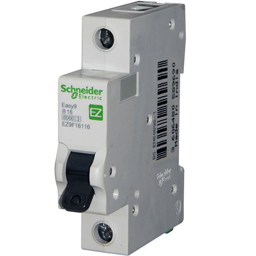 13d4e2e21387 Grey Ral 7035 Schneider Miniature Circuit Breaker