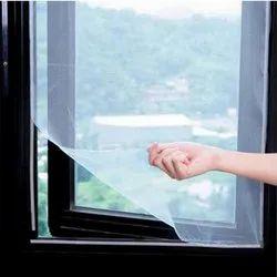Hinged Beezer UPVC Mosquito Net Window