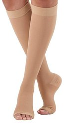 Evacure Calf High Medical Compression Stockings