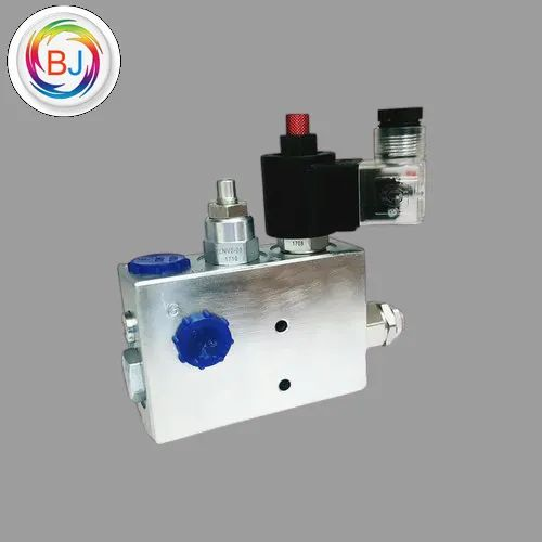LLB2-025-4-S Lift & Lower Block