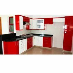 Modular Kitchen Interior In Ghaziabad