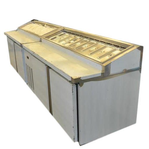 1cbb5df0a7 Silver Stainless Steel Commercial Refrigeration